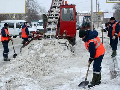 Договор на механизированную уборку и вывоз снега